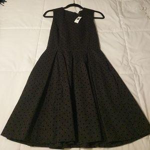 GAP - black cocktail dress